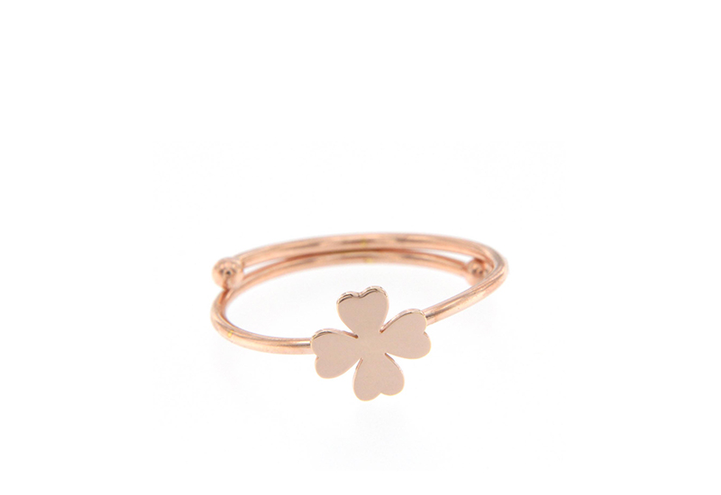 clover en item peridot four rings happy at leaf umu market your store ring rakuten global
